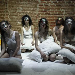 WHITE:WIDE:WET, primo lavoro come regista di Andrea Pizzalis (photo: Matteo Menicocci)