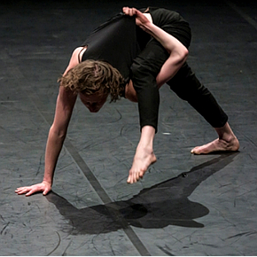 Zufit Simon a Interplay (photo: Andrea Macchia)