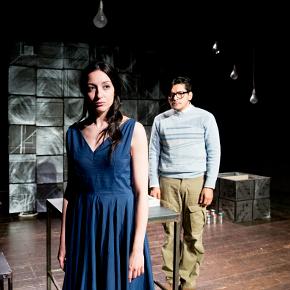 I protagonisti di After the end (photo: Manuela Giusto)