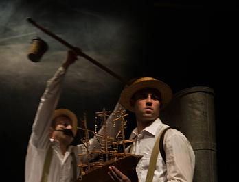 Il grande viaggio (photo: teatropersona.it)