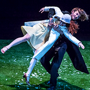 Balletto Civile in How long is now (photo: teatrodellatosse.it)