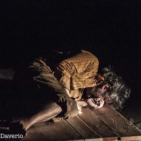 Accordino ne La danza immobile (photo: Lorenza Daverio)