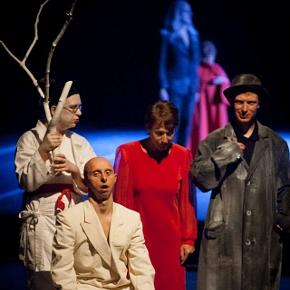 Gli Attraversamenti di Nerval Teatro (photo: Lucia Baldini)