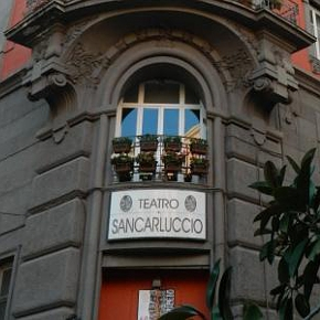 Lo storico teatro napoletano