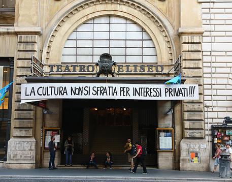 Il Teatro Eliseo