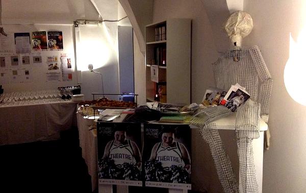 La Residenza Idra a Brescia accoglie pubblico e artisti per il festival (photo: Valeria Nicoletti)