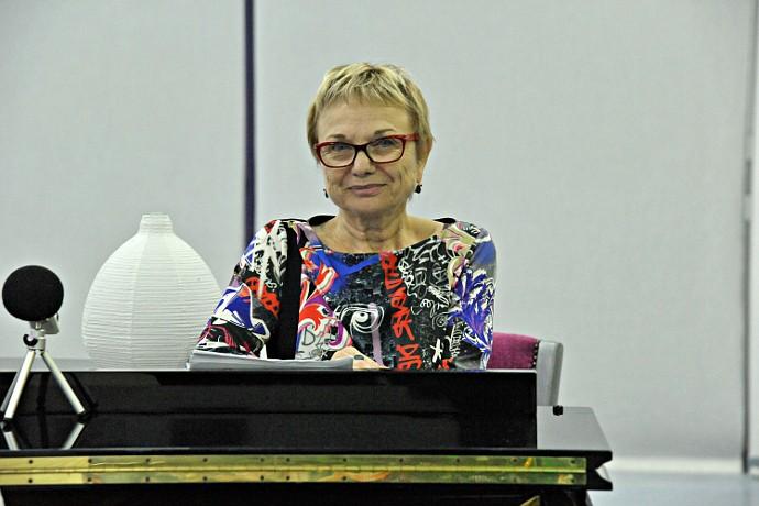 Maria Pietroleonardo (photo: Nino Romeo)
