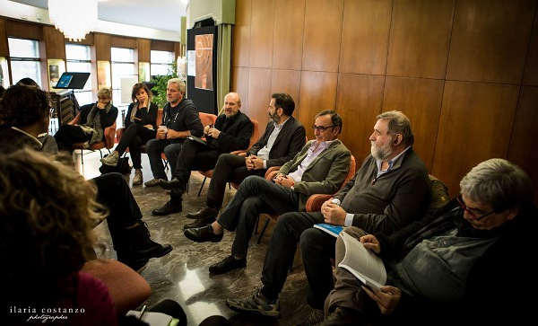 La presentazione di Nobiltà e Miseria (photo: Ilaria Costanzo)