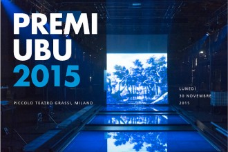 In attesa dei Premi Ubu 2015