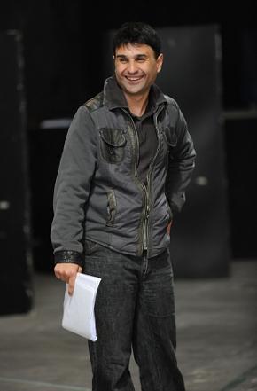 Carmelo Rifici (photo: C. Aviello)
