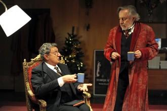 Sandro Lombardi e Massimo Verdastro (photo: Luca Manfrini)