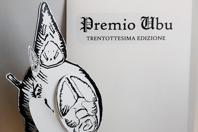 L'Ubu disegnato da Margherita Palli per il premio 2015