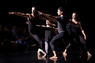 Quintetti sul nero (photo: Monica Ramaccioni)