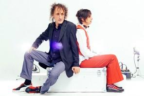 Antonio Rezza e Flavia Mastrella in uno scatto di Maurizio Camagna