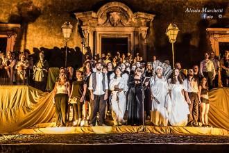 """Il Teatro Potlach a Catania con """"Paesaggi contemporanei"""" (photo: Alessio Marchetti)"""
