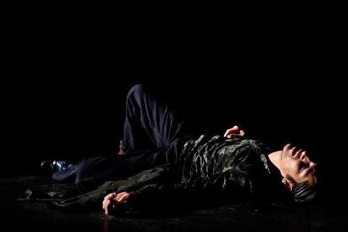 Angelo Di Genio in Road Movie (photo: Manuel Scrima)