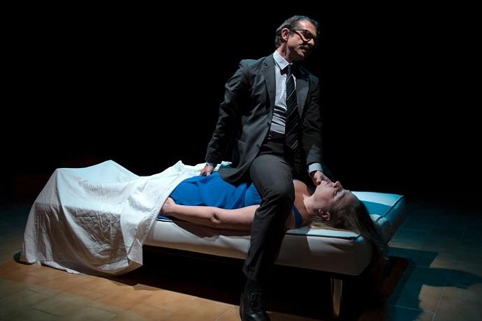 La bambola di Teatro Scientifico