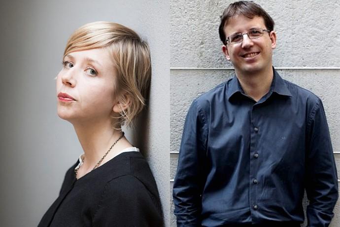 Francesca Garolla e Filippo Del Corno