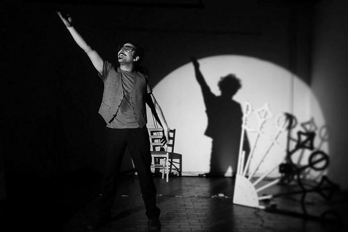Gabriele Genovese in scena