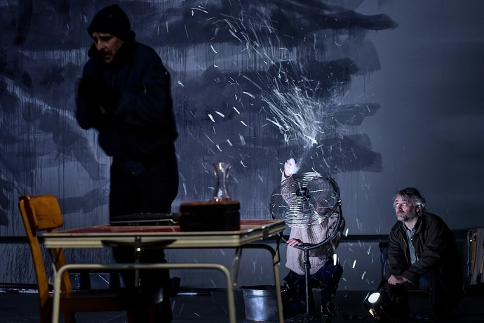 Il Gabbiano di Thomas Ostermeier (photo: Arno Declair)