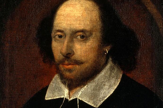 William Shakespeare (photo: photo: © National Portrait Gallery, London)