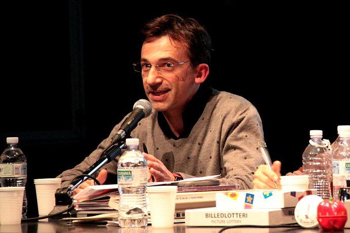 Davide D'Antonio, presidente di Etre (photo: Arianna Carone)