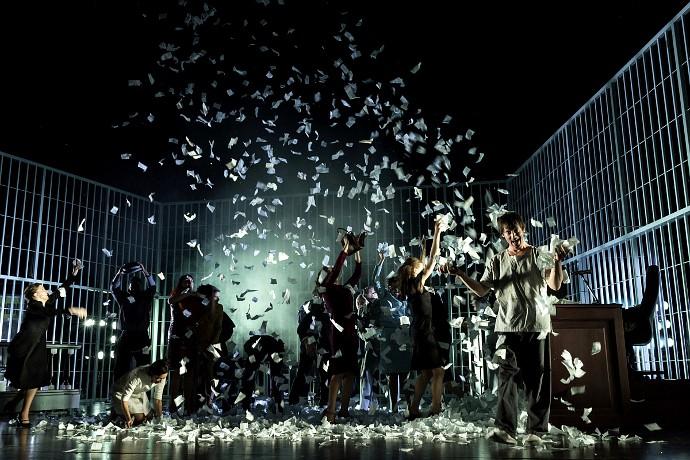 L'OPERA DA TRE SOLDI. Produzione Piccolo Teatro di Milano. Regia Damiano Michieletto (photo: Masiar Pasquali)