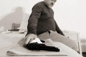Il Calapranzi. Corrado D'Elia indaga l'animo di un omicida