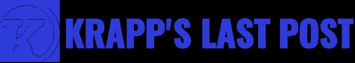 Krapp's Last Post -