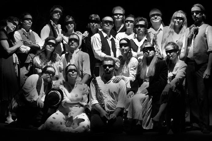 Il Teatro de los Sentidos (photo: Francisco Javier García)