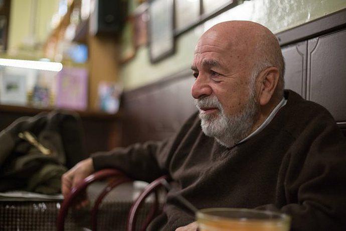 Un ritratto di Enrique Vargas (photo: Laia Serch)