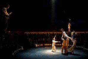 Baro D'Evel Cirk. Se la Biennale Teatro apre col circo