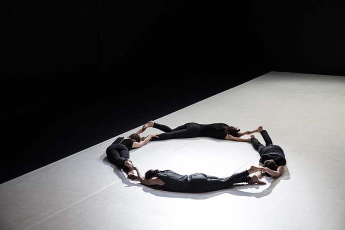 Yasmine Hugonnet - La Ronde / Quatuor (photo: labiennale.org)