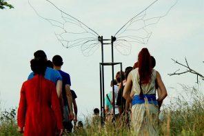 Il Giardino delle Esperidi 2016: i colori del paesaggio tra arte e natura