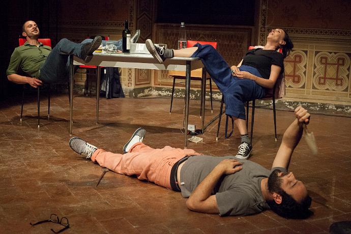 Più carati de Gli Omini (photo: Lucia Baldini)