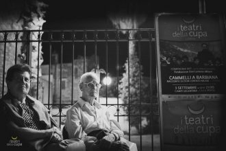Una serata a I Teatri della Cupa a Campi Salentina (photo: Eliana Manca)