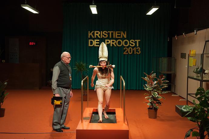 Kristien De Proost (photo: Mirjam Devriendt)