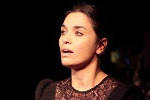Carlotta Viscovo in scena