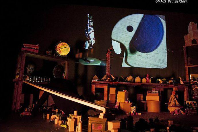 Il Teatro delle Apparizioni in scena domani a Incanti (photo: Patrizia Chiatti)