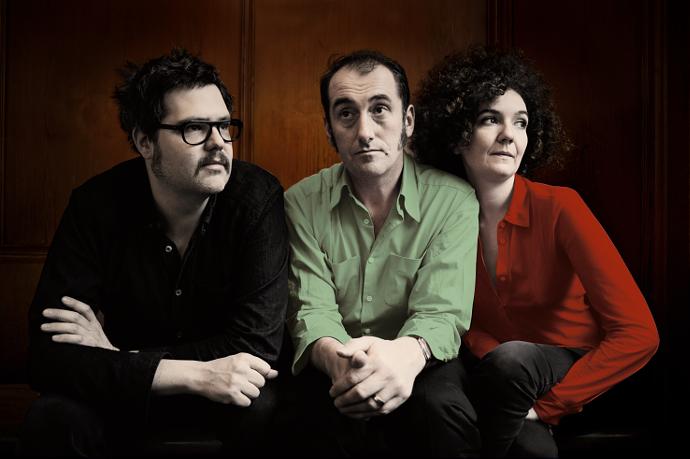 Il trio di Legends & Rumors (photo: Adrian Elsener)