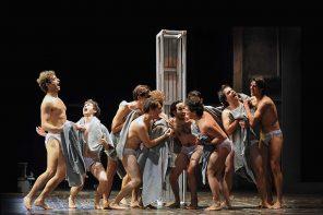 I ragazzi di vita di Popolizio (photo: teatrodiroma.net)