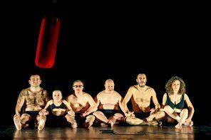 I protagonisti di Purgatorio (photo: Eleonora Cavallo)