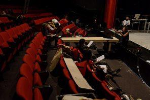 Audizione al Teatro della Tosse per I Giusti