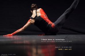 T-Danse et technologie: il Festival della Nuova Danza di Aosta cerca artisti