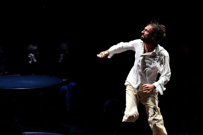 Fabrizio Gifuni (photo: Filippo Manzini)