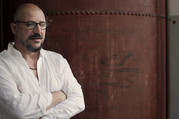 Antonio Latella, neodirettore della Biennale Teatro (photo: Andrea Pizzalis)