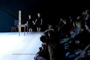Schegge di teatro e di vita racchiuse in un Cubo