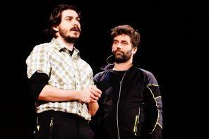 Fabris e Bicocchi in scena