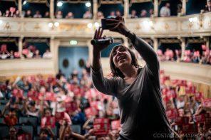 Il pubblico di In-Box 2017 (photo: Costanza Maremmi)