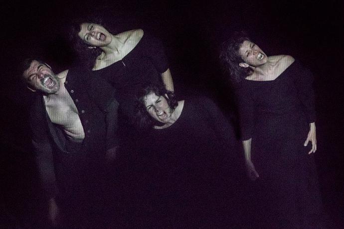 I protagonisti di Roberto Castello (photo: Andrea Macchia)